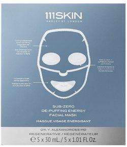 111SKIN Sub-Zero De-Puffing Energy Facial Mask