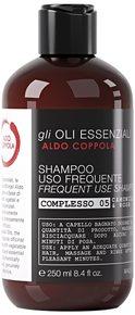 Aldo Coppola Oli Essenziali Frequent Use Shampoo