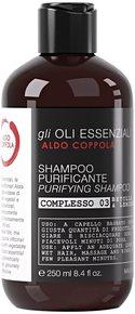 Aldo Coppola Oli Essenziali Purifying Shampoo