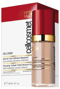 Cellcosmet Cellular Tinted Skincare CellTeint