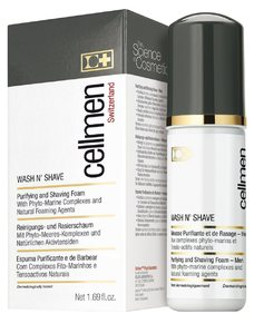 Cellcosmet Cellmen Wash N Shave
