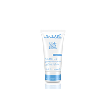 Declare Pure Balance Anti-Oil Mask