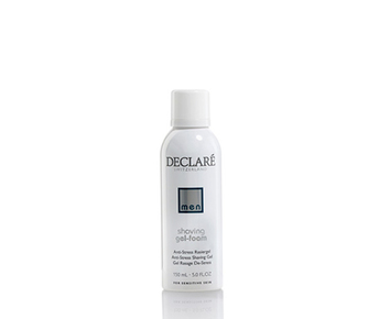 Declare Shaving Gel-Foam Antistress