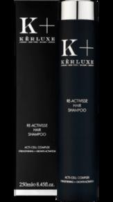 Kerluxe Re-Activisse Hair Shampoo