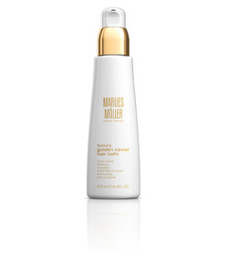 Marlies Moller Luxury Golden Caviar Hair Bath