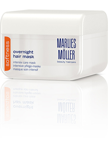 Marlies Moller Softness Overnight Hair Mask