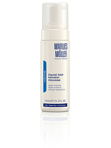 Marlies Moller Volume Liquid Hair Keratin Mousse