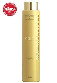 Miriamquevedo Sublime Gold Mask