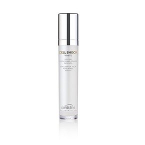 Swiss Line Cell Shock White Facial Daytime Brightening-Power Emulsion