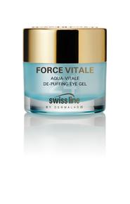 Swiss Line Force Vitale Aqua-Vitale De-Puffing Eye Gel