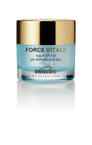 Swiss Line Force Vitale Aqua-Vitale De-Puffing Eye Gel