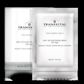 Transvital Anti Jet-Lag Facial Mask