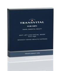 Transvital Men Anti Jet-Lag Facial Mask