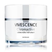 Vivescence Chromactive Brightening Complex Rich Cream